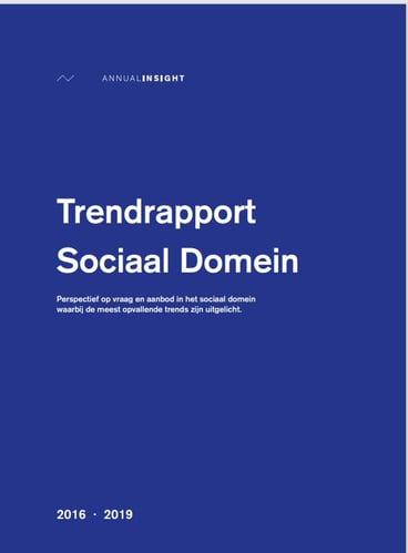 Trendapport sociaal domein